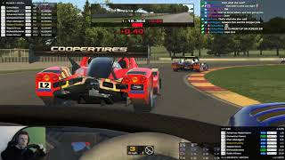 iRacing Radical SR8 at Road America