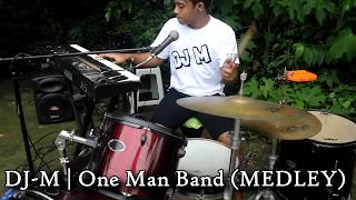 Download Video DJ-M One Man Band (Medley) With Breakdance MP3 3GP MP4