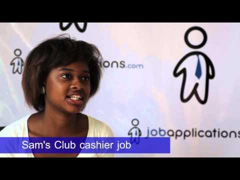 Sam's Club Interview - Cashier 2