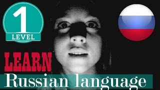 Russian LANGUAGE LESSONS FOR BEGINNERS | Introduction | ENG