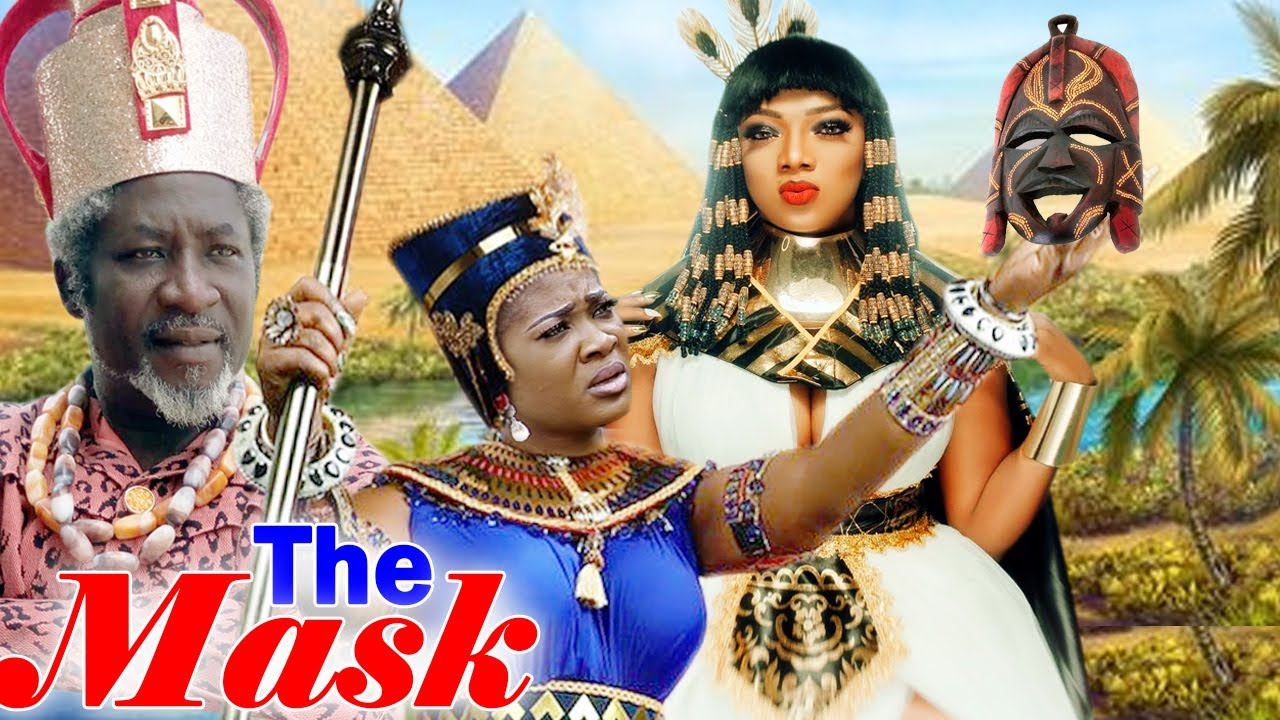 Download THE MASK COMPLETE MOVIE - (Mercy Johnson) 2020 Latest Blockbuster Nigerian Nollywood Movie