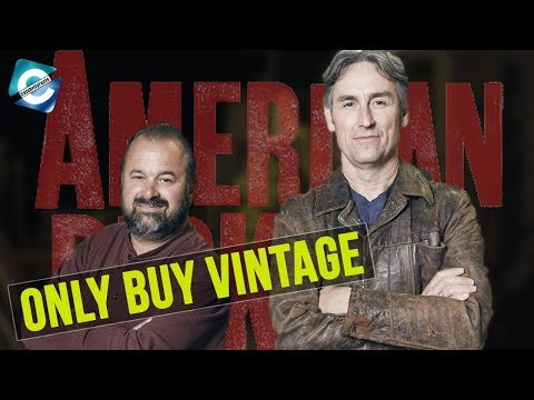 Rules American Pickers Must Follow. Mike Wolfe, Frank Fritz and Danielle Colby