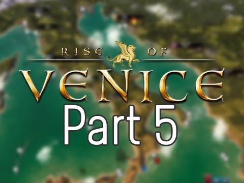 Let's Play Rise of Venice Walkthrough Gameplay - Part 5 - Grand Merchant