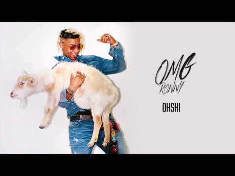Ronny J - OHSHI [Official Audio]