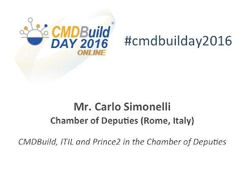 Carlo Simonelli - Chamber of Deputies (Rome, Italy)