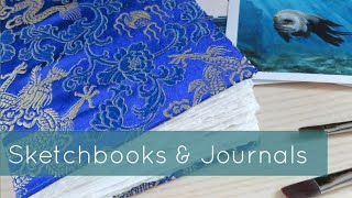 SKETCHBOOKS & JOURNALS - How I rediscovered art