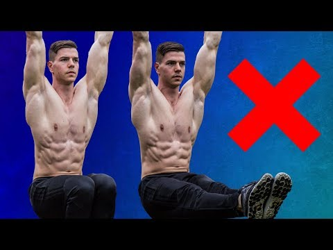 The WORST Ab Training MISTAKES | Leg Raises