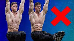 The WORST Ab Training MISTAKES | Leg Raises