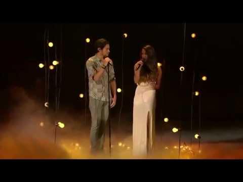 Gravity (Alex & Sierra perform)