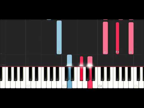Chord Overstreet - Hold On (Instrumental Piano Tutorial)