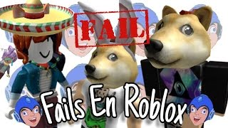 NOW FAILS IN ROBLOX