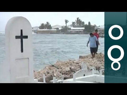 Climate Change a Harsh Reality for the Marshall Islands - Science