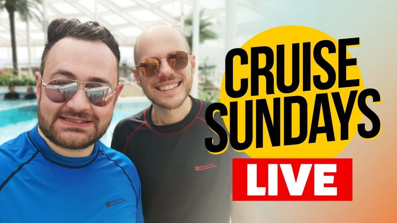 CRUISE SUNDAYS LIVE: Trivia, Q&A and Cocktails.