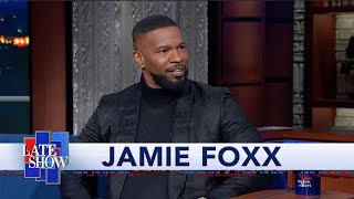 Norman Lear Told Jamie Foxx: