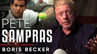 BORIS BECKER ON PETE SAMPRAS | London Real