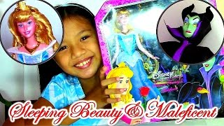 Disney Signature Collection Sleeping Beauty and Maleficent - Doll Collection