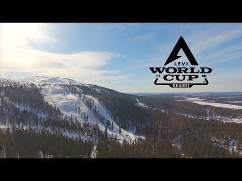 Levi Alpine Training Park I World Class Conditions For Training I Levi.ski