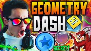 Geometry Dash! El GRAN SECRETO, Dragones y la NUEVA ACTUALIZACIÓN [2.0]! #22 - TheGrefg