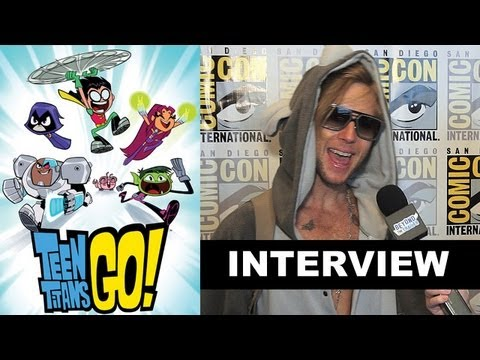 Teen Titans Go! - Interview with Beast...