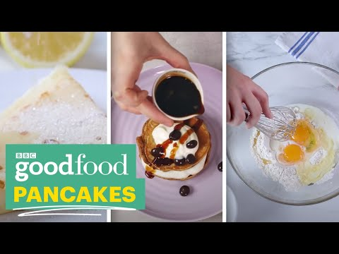 How to make pancakes - BBC Good Food