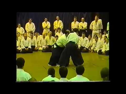 IKEDA Masatomi sensei - Praha (Czech republic) 11/2000