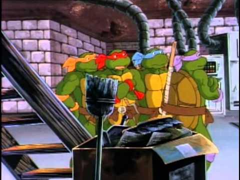 Teenage Mutant Ninja Turtles - S05 E05 - Enter Mutagen Man