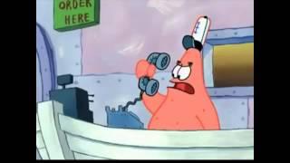 Mein Name ist Adolf Hitler  nein hier ist Patrick!