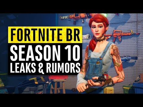 Fortnite | Season 10 Leaks And Insane Theories