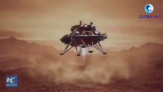 GLOBALink | Foreign media and experts recognize China's successful Mars-landing