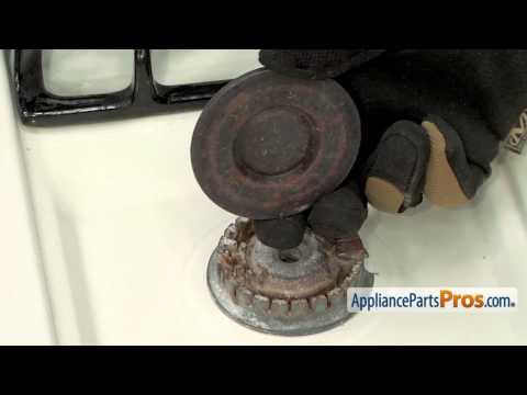 Gas Range LP Conversion Kit (part #GRLP3) - How To Install