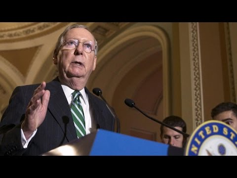 Mitch McConnell on Trump, Obama, and the partisan divide