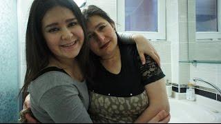 Annemi Süslüyorum Çok Güzel  Oldu /  I am decorating my mother very beautiful