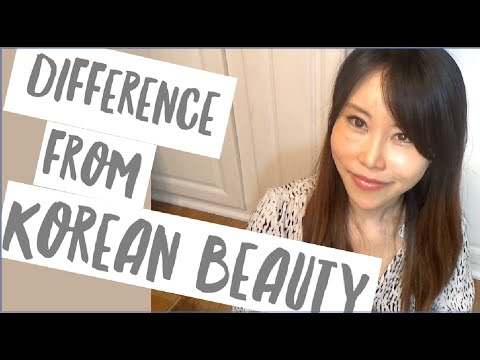 Japan compared to korean skincare, millitary cunt cap