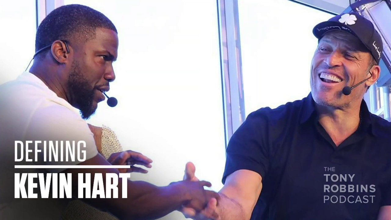 Kevin Hart's Road to Greatness!  Tony Interviews Kevin to Find Out What Makes Greatness Possible.
