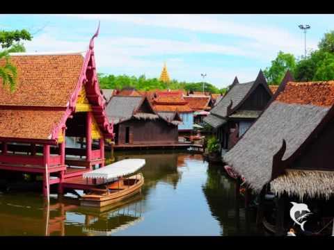 Ancient Siam - Muang Boran Ancient City Bangkok Thailand
