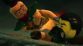 LEGO Ninjago Pirates Minimovies All The Tall Tales!