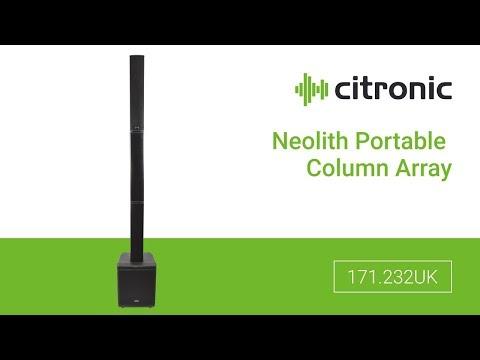 171.232UK - Neolith Portable Column Array
