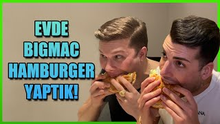 QUARANTINE DAYS #DAY12 | I MADE BIGMAC HAMBURGER AT HOME!