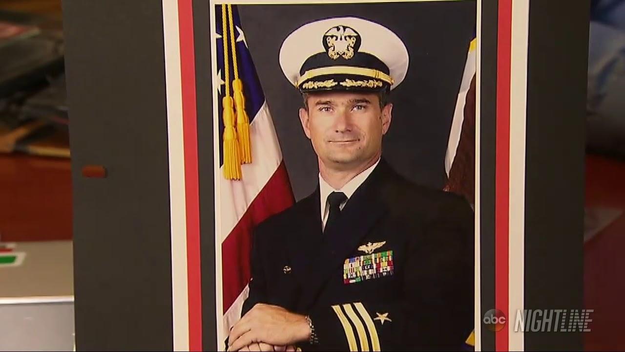 Risultati immagini per pilot David Fravor USS Nimitz UFO Incident