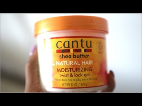 styling products for natural hair retwist reviews 1 cantu twist amp lock gel shea butter 1140 | hqdefault