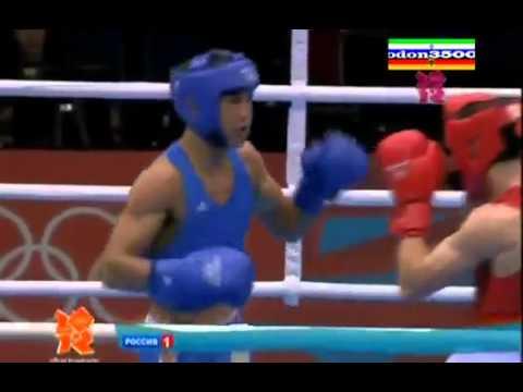 Серик Сапиев финал ОИ Лондон 2012г