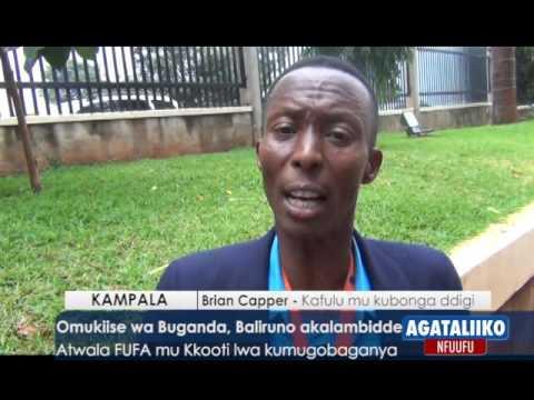 AGATALIIKO SPORTS: Omukiise wa Buganda,Baliruno akalambidde