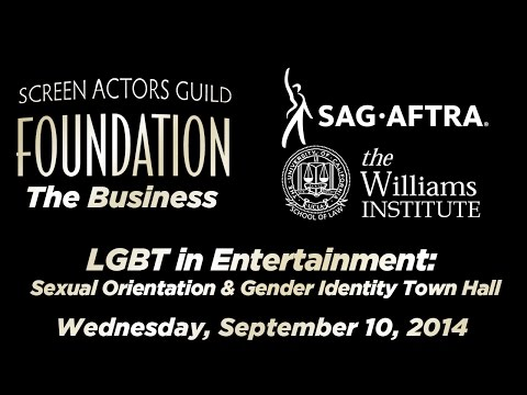 The Business: LGBT in Entertainment: Sexual Orientation & Gender Identity Town Hall