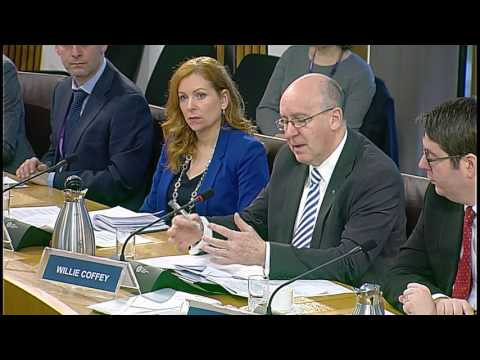 Finance and Constitution Committee - Scottish Parliament: 22nd February 2017