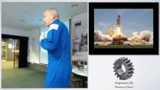 NASA Astronaut Experience - Block 71 Kopi Chat