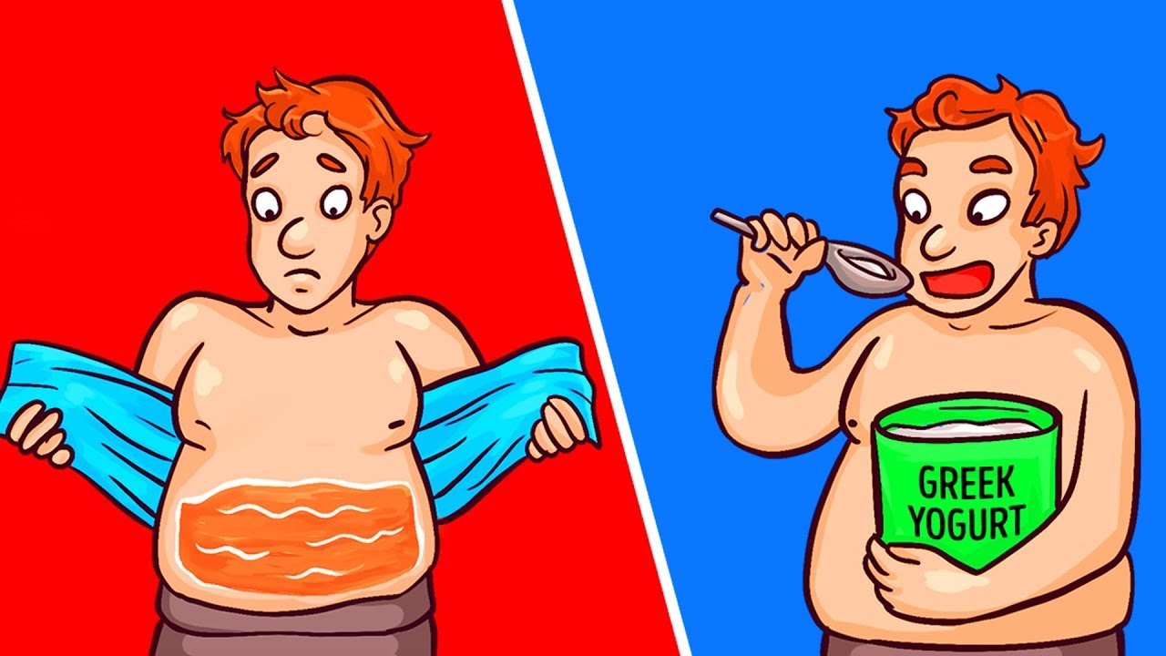 8 Mistakes That Don't Allow You to Burn Fat Faster