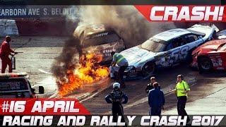 Week 16 April 2017 Racing and Rally Crash Compilation