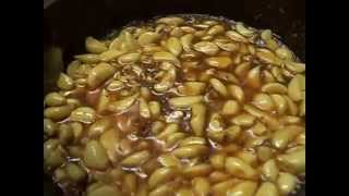 Veluthulli Achar- Garlic Pickle Recipe