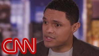 Trevor Noah: Trump's focus is underestimated
