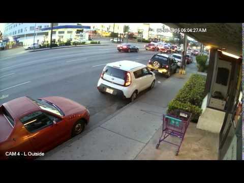 Major Car Accident Van Nuys, Ca